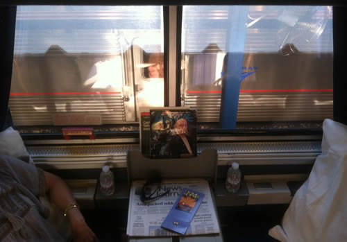 information and photos for amtrak s dc to orlando auto train. Black Bedroom Furniture Sets. Home Design Ideas