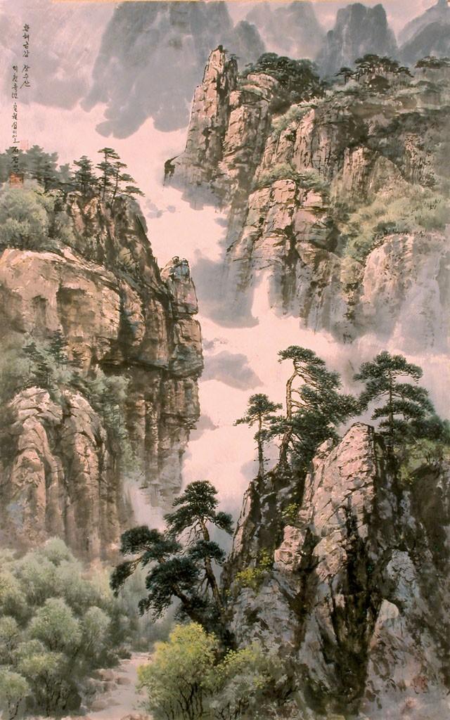 JiJongSik - Mount JangSu