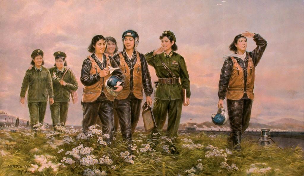RiHyok - Female Pilots